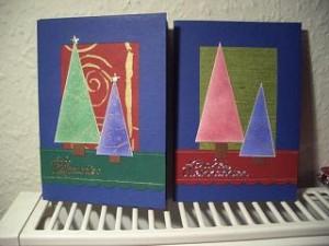 kurs 4 weihnachtskarten mit motivstempeln selbst gestalten. Black Bedroom Furniture Sets. Home Design Ideas